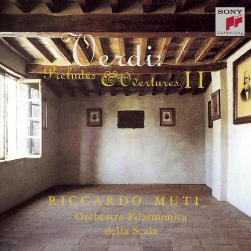 Verdi: Preludes & Overtures II