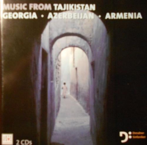 Music from Tajikistan, Georgia, Azerbaijan, Armenia