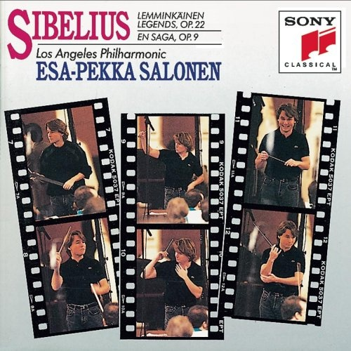 Jean Sibelius: Lemminkäinen Legends, Op 22; En Saga, Op 9