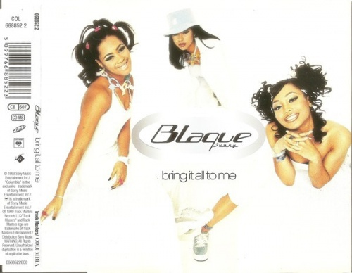Bring It All to Me [Germany CD Single]