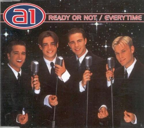 Ready or Not, Pt. 2 [UK CD Single]