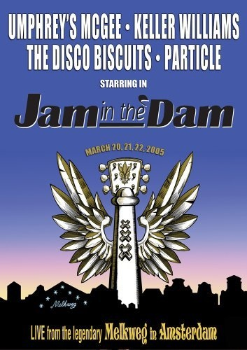 Jam in the Dam [DVD]