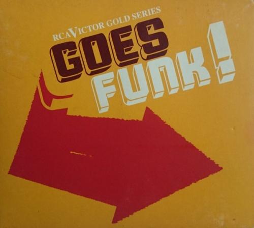 RCA Victor Gold Series Jazz/Funk/Blues Sampler