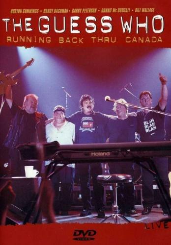 Running Back Thru Canada [DVD]
