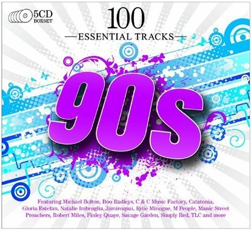 100 Essential Hits of the 90's