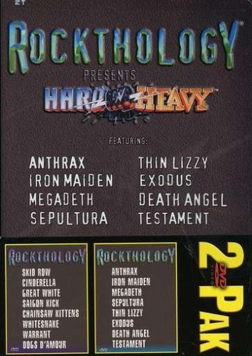 Rockthology, Vol. 1-2: Hard N Heavy
