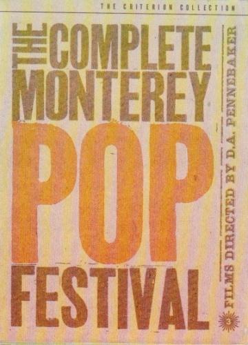 The Complete Monterey Pop Festival [DVD]