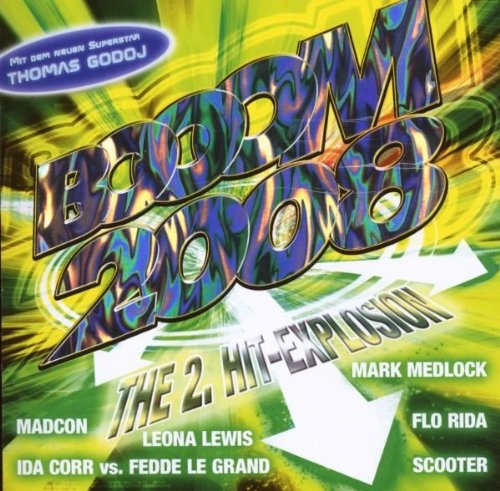 Booom 2008: The Second