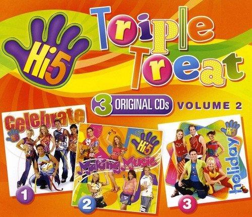 Triple Treat, Vol. 2