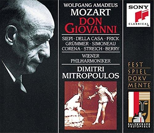 Mozart: Don Giovanni - Jose Antonio Campo | Release Info