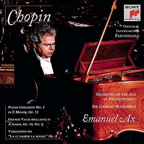 Chopin: Piano Concerto No. 1; Grand Valse Brillante No. 2; Variations on
