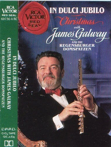 In Dulci Jubilo: Christmas with James Galway - James Galway