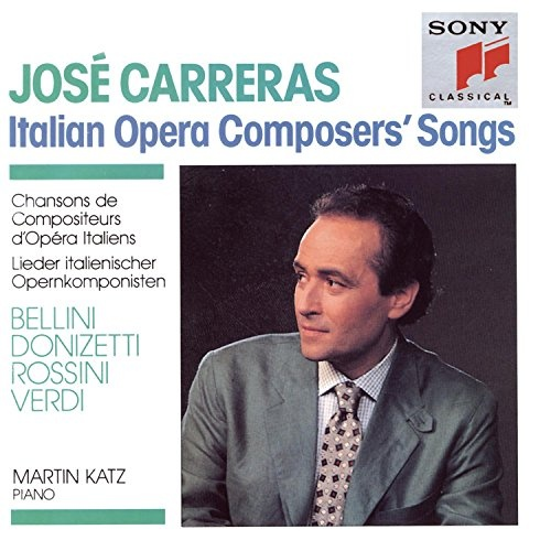 Italian Opera Composers' Songs