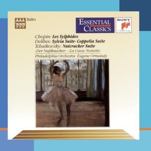 Chopin: Les Sylphides; Delibes: Suites from Sylvia & Coppelia; Tchaikovsky: The Nutcracker Suite
