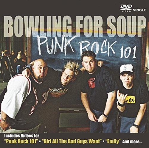 Punk Rock 101 [DVD Single]