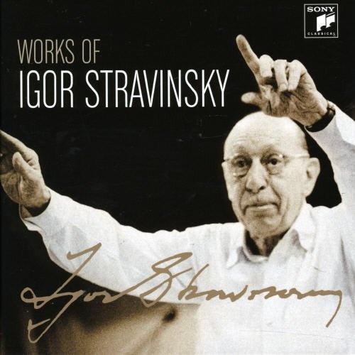 Igor Stravinsky: The Recorded Legacy