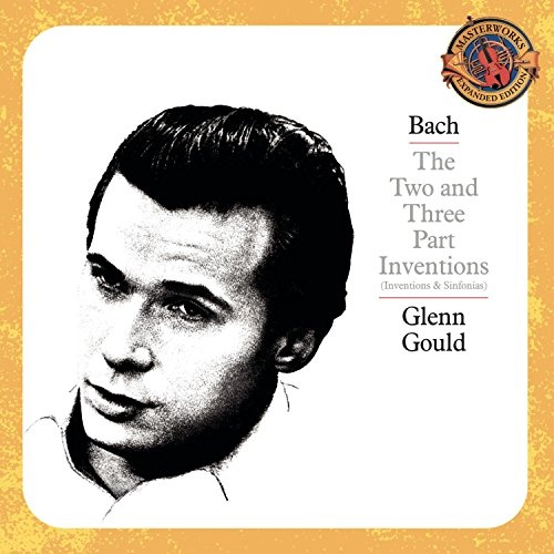 Bach: The Two and Three Part Inventions (Inventions & Sinfonias)