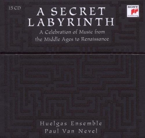 A Secret Labyrinth - Celebration of Music from the Middle Ages to Renaissance