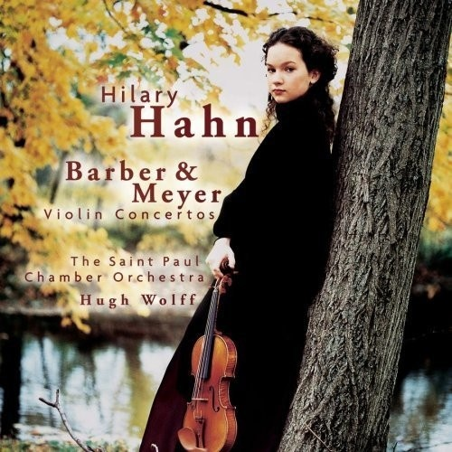 Barber & Meyer: Violin Concertos