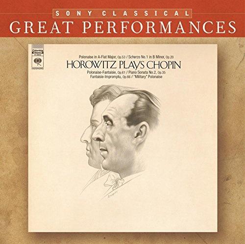 Horowitz Plays Chopin: Sonata No. 2; Polonaises
