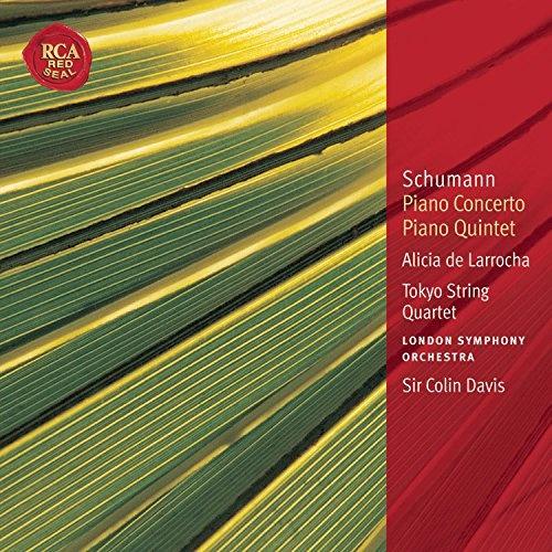 Schumann: Piano Concerto; Piano Quintet