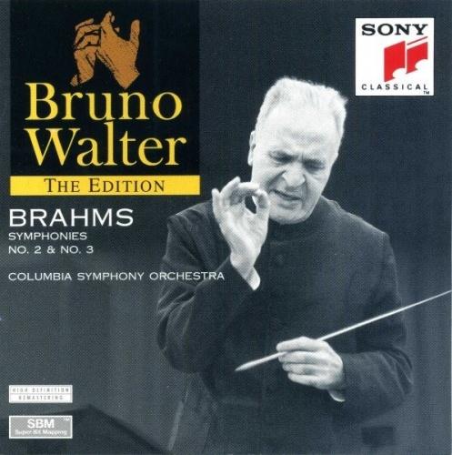 Brahms: Symphonies Nos. 2 & 3