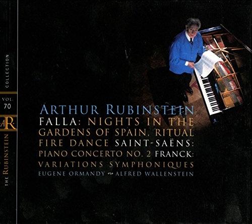 Rubinstein Collection, Vol. 70