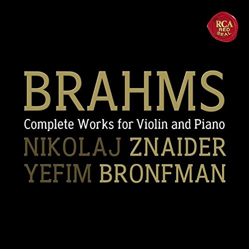 Brahms: Complete Works for Violin and Piano
