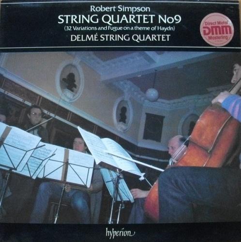 Haydn: String quartet No32