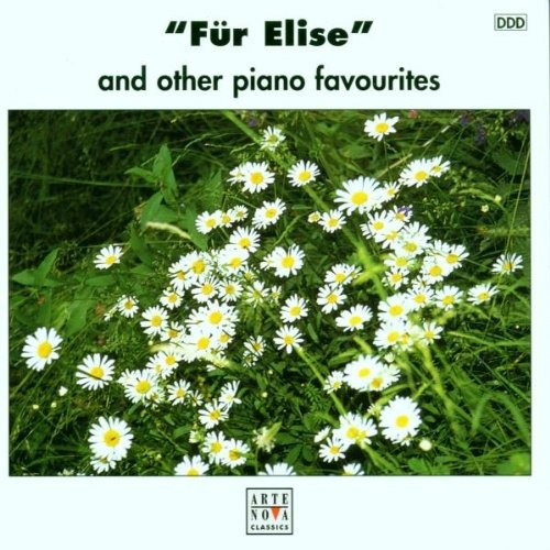 Für Elise and other piano favourites