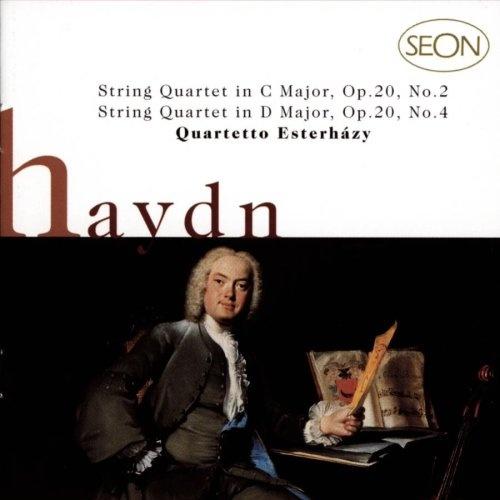 Haydn: String Quartets in C major, Op. 20 No. 2 & D major,Op. 20 No. 4