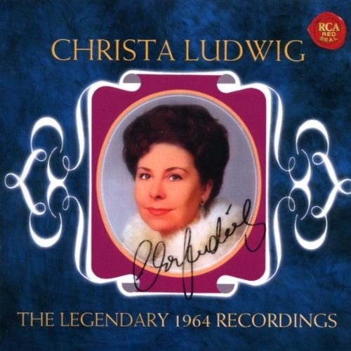 Christa Ludwig: The Legendary 1964 Recordings
