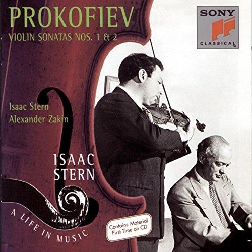 Prokofiev: Violin Sonatas Nos. 1 & 2
