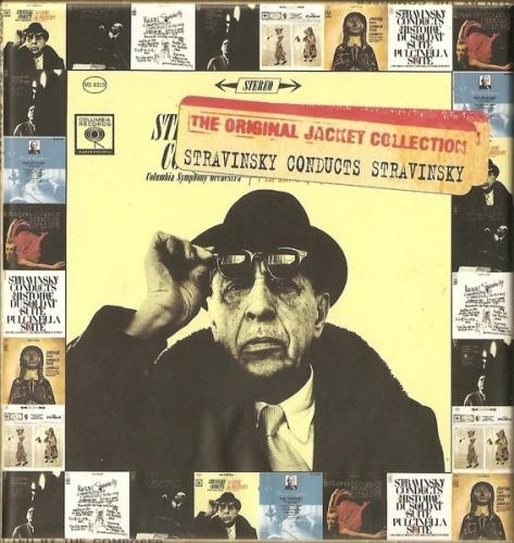 Stravinsky Conducts Stravinsky