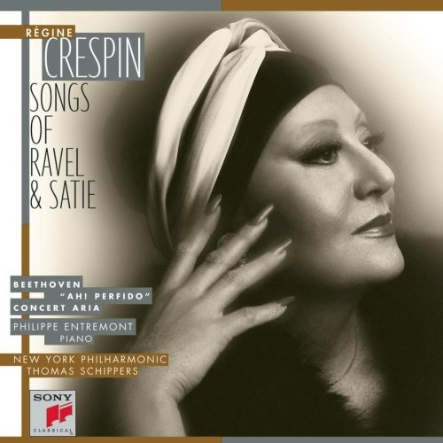 Songs of Ravel & Satie