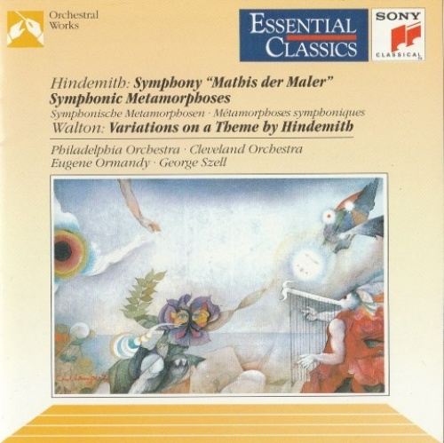Paul Hindemith: Symphony