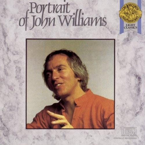 Portrait of John Williams