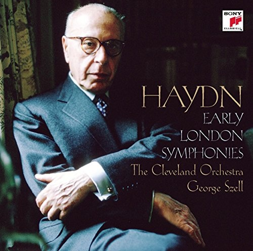 Haydn: Early London Symphonies