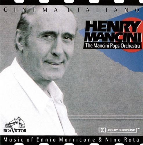 Cinema Italiano: Music of Ennio Morricone & Nino Rota