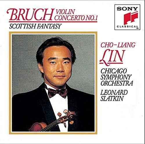 Bruch: Concerto No. 1; Scottish Fantasy