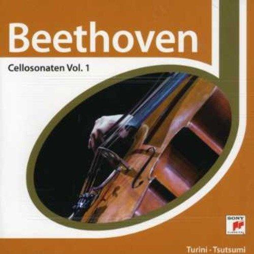 Beethoven: Cellosonaten, Vol. 1