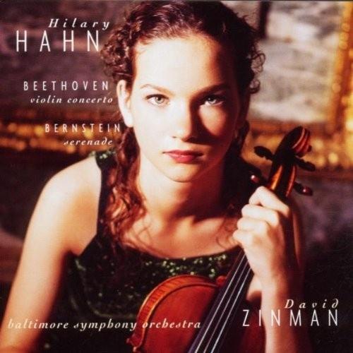 Beethoven: Violin Concerto; Bernstein: Serenade