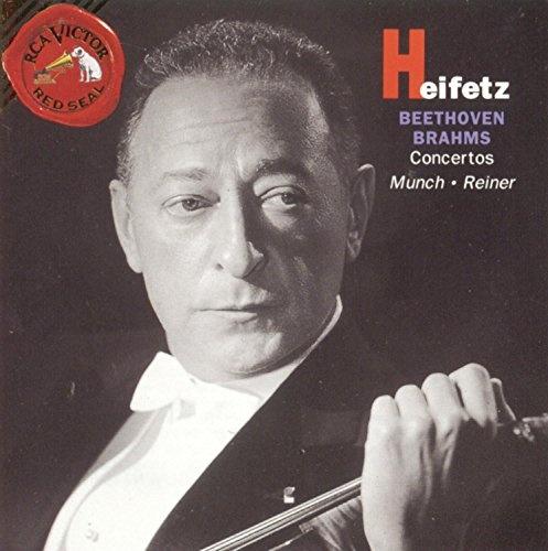 Beethoven, Brahms: Concertos