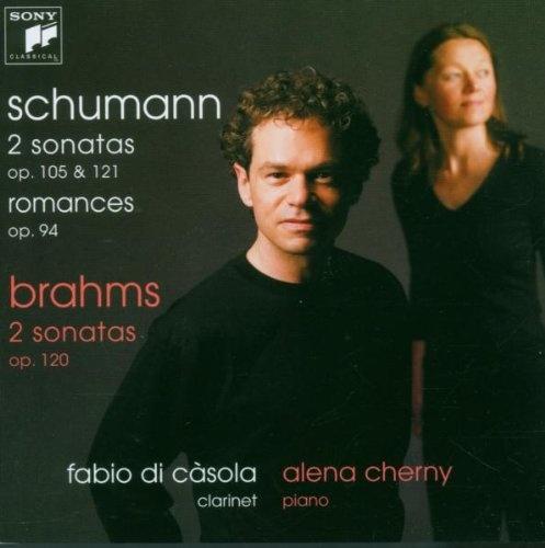 Schumann: Sonatas, Opp. 105 & 121; Romances, Op. 94; Brahms: Sonatas, Op. 120