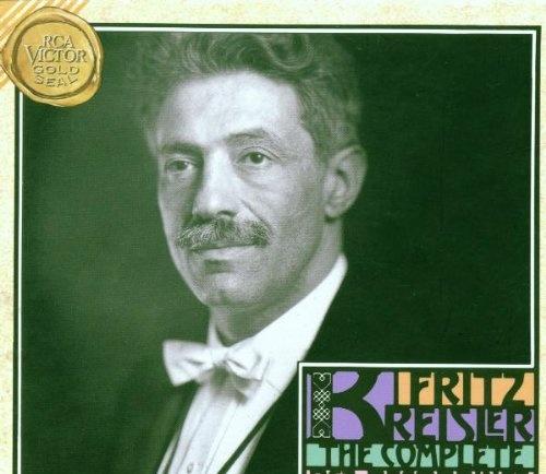 Fritz Kreisler Complete RCA Recordings