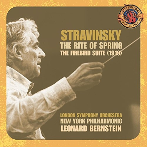 Stravinsky: The Rite of Spring; The Firebird Suite (1919)