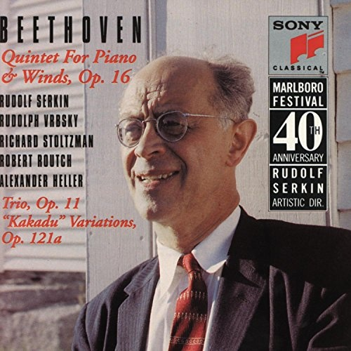 Beethoven: Quintet for Piano & Winds, Op. 16; Trio Op. 11;