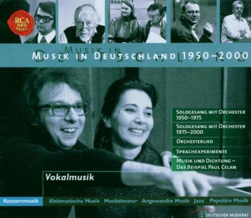 Musik in Deutschland 1950-2000 Vol. 12:/Var
