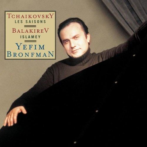 Tchaikovsky: Les Saisons; Balakirev: Islamey