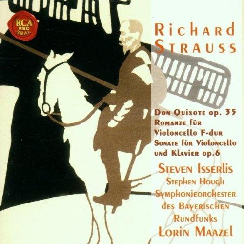 Strauss: Don Quixote, Op. 35; Romanze for Cello; Cello Sonata, Op. 6